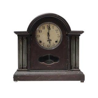 Vintage Shanghai European Style Pendulum Swing Clock