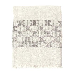 Handwoven Navajo Throw Blanket III