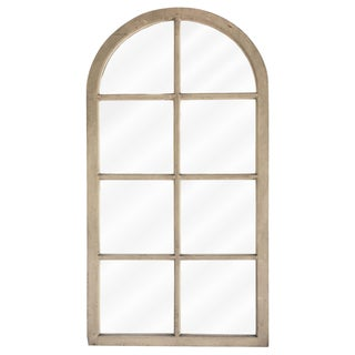 Vintage Shabby Chic Arch Window