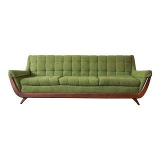 Adrian Pearsall Style Mid-Century Modern Gondola Sofa