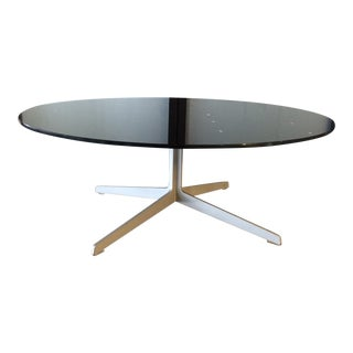 'Space' Black & Chrome Coffee Table