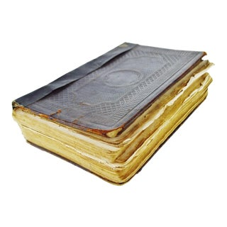 1850 Victorian New Testament Bible