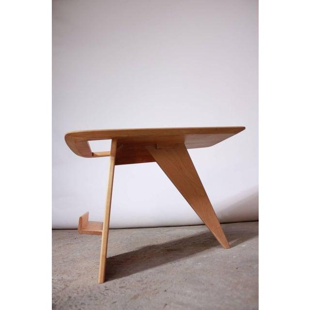 Early Birch Jens Risom Magazine Table Model T-539 - Image 5 of 10