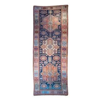 19th Century Kazak Carpet Runner