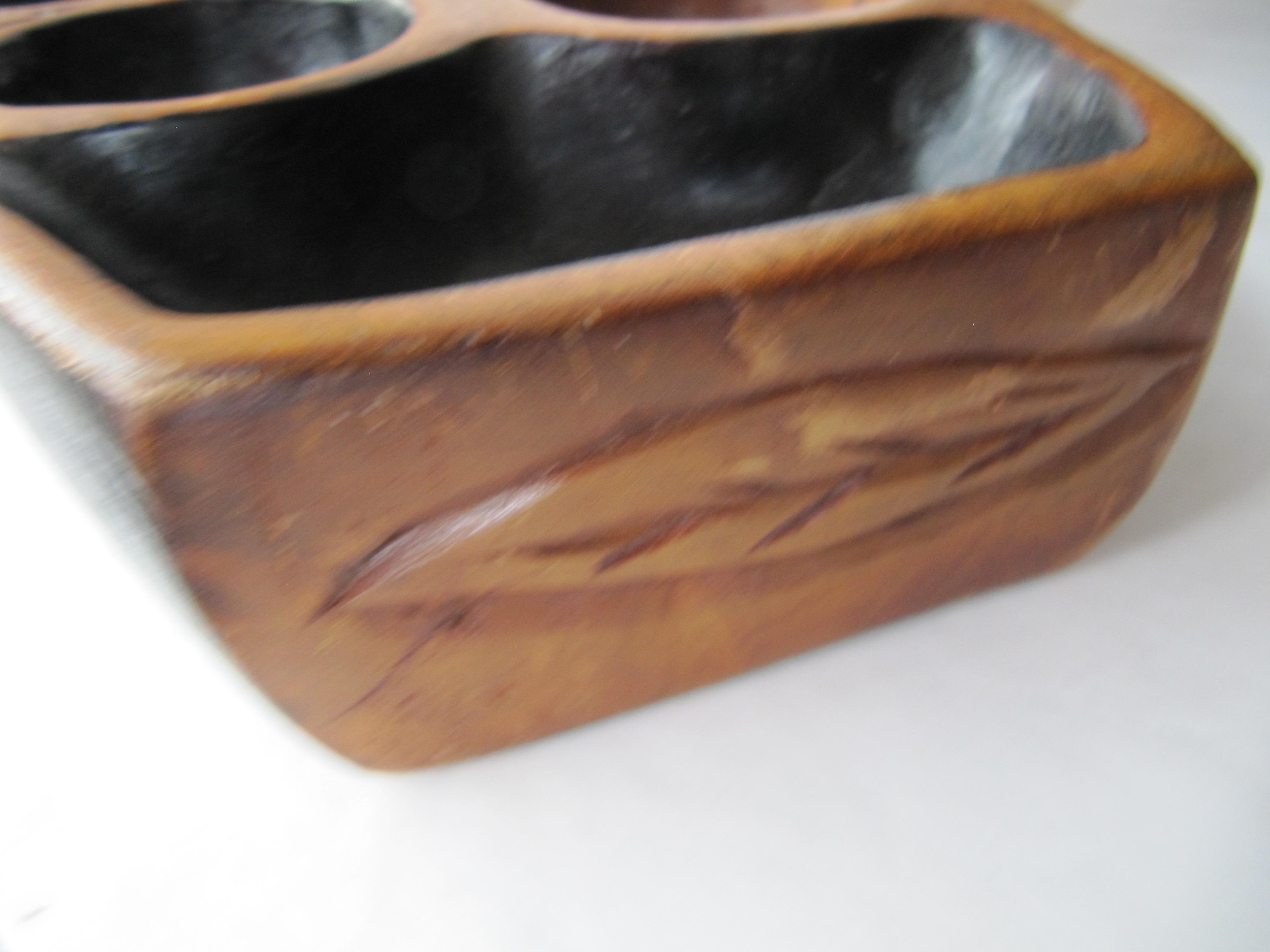 African mancala board