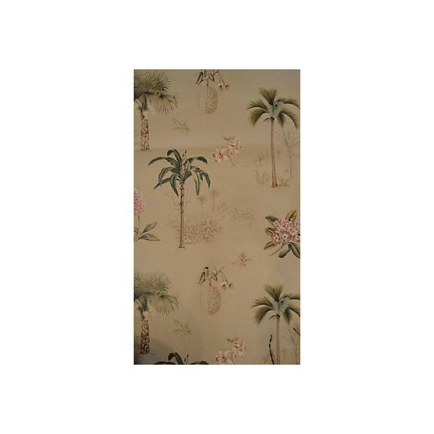 Mid-Century Tropical Wallpaper Roll - Image 1 of 7