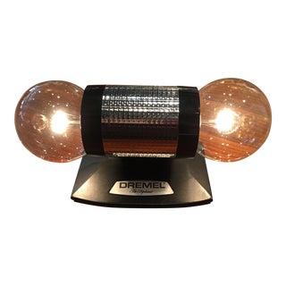 Ted Harris Shoeshine Lamp