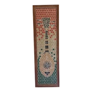 Vintage Mosaic Style Art