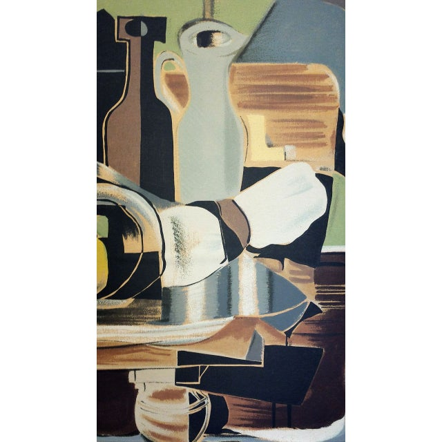 """Georges Braque """"Still Life:The Table"""" Lithograph - Image 5 of 7"""