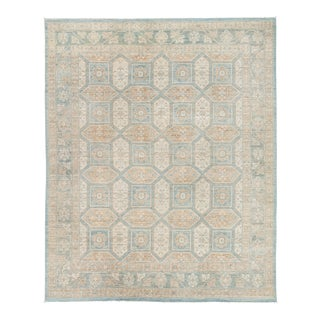 "Ziegler Hand Knotted Area Rug - 8' 1"" X 10' 0"""
