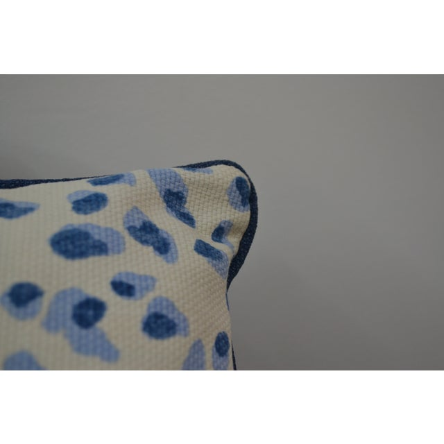 Blue & White Summer Pillows - A Pair - Image 3 of 5