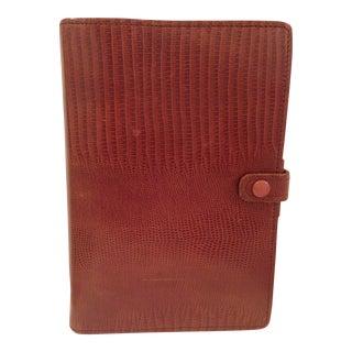 Vintage Barneys New York Filofax