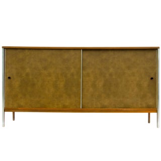 Paul McCobb Calvin Group Walnut Credenza