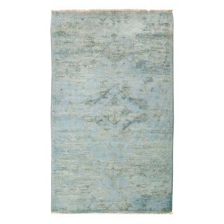 "Vibrance, Hand Knotted Area Rug - 3' 3"" X 5' 2"""
