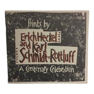 Prints by Erich Heckel & Karl Schmidt-Rottluff