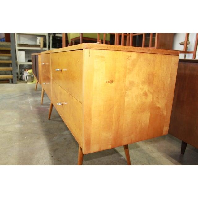 Image of Paul McCobb Planner Group Dresser Credenza