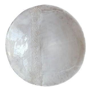 Helena B. Glazed Pottery Bowl