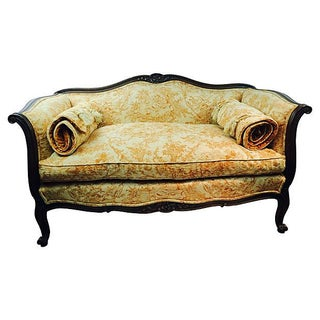 Louis XV French Setee