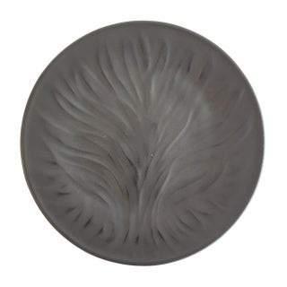 "Lalique ""Tree of Life"" Salad Plates - Set of 3"