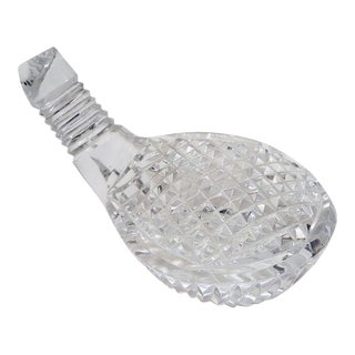 Waterford Crystal Golf Club Paperweight