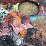 Image of Vintage Artist's Palette