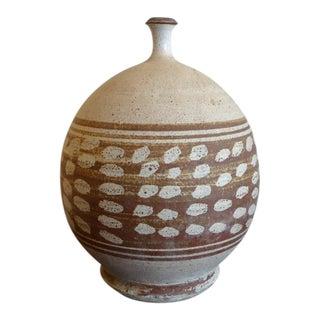 Mid-Century Modern Stoneware Pottery