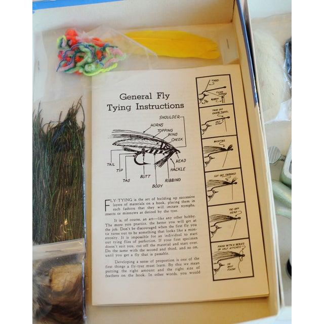 Vintage Fly Tying Kit - Image 4 of 5