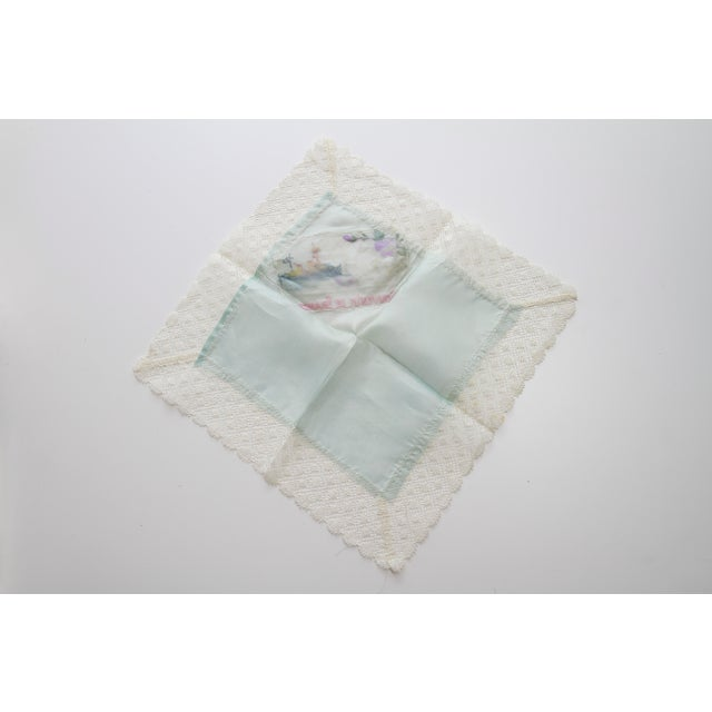 "World War I ""Souvenir De France"" Silk Handkerchief - Image 10 of 11"