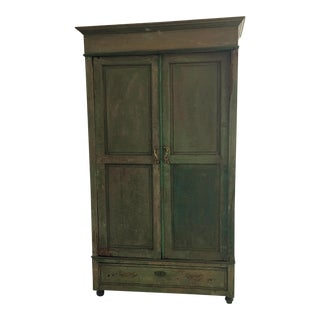 Antique Egyptian Wardrobe