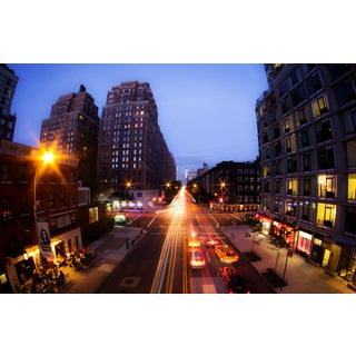 """""""A New York Minute"""" Signed Print"""
