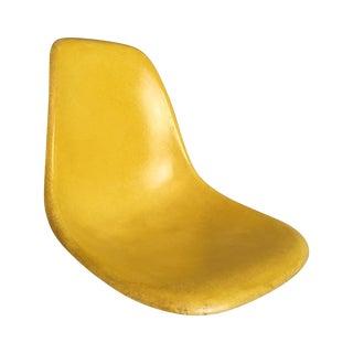 Vintage Eames Herman Miller Fiberglass Chair Shell