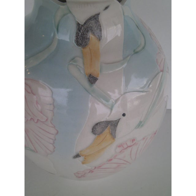 Vintage Art Pottery Vase - Image 7 of 10