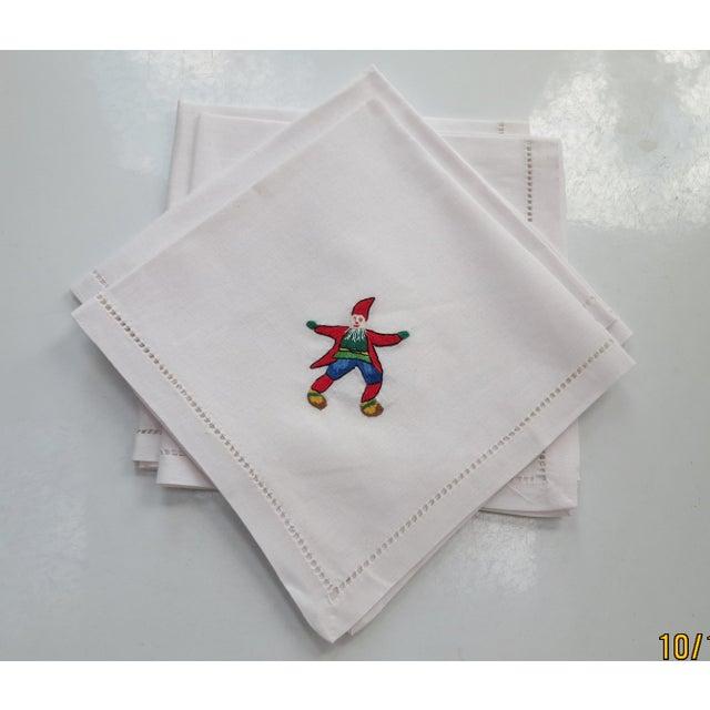 Linen Napkins - Set of 4 - Image 2 of 4