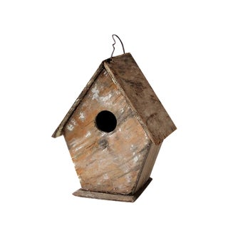 Primitive Bird House