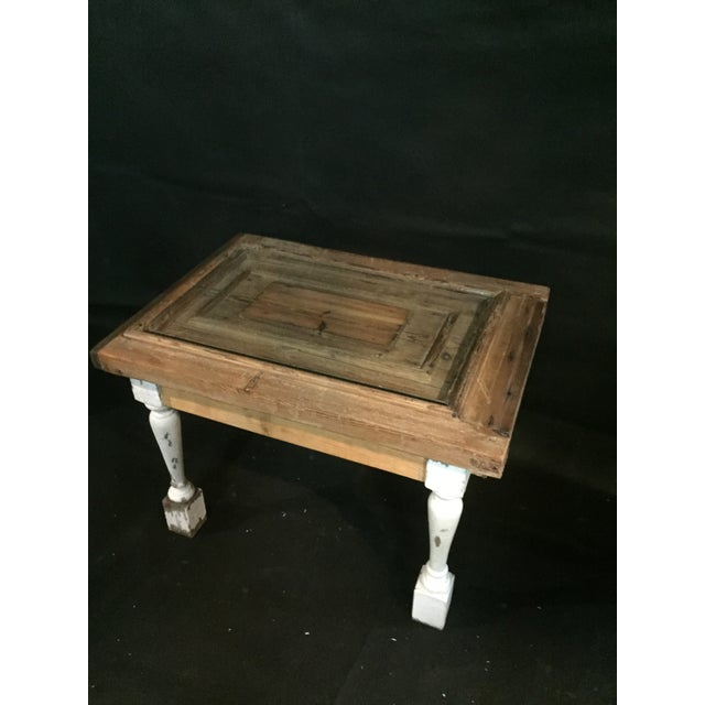 Reclaimed 18th Century Door Coffee Table Chairish