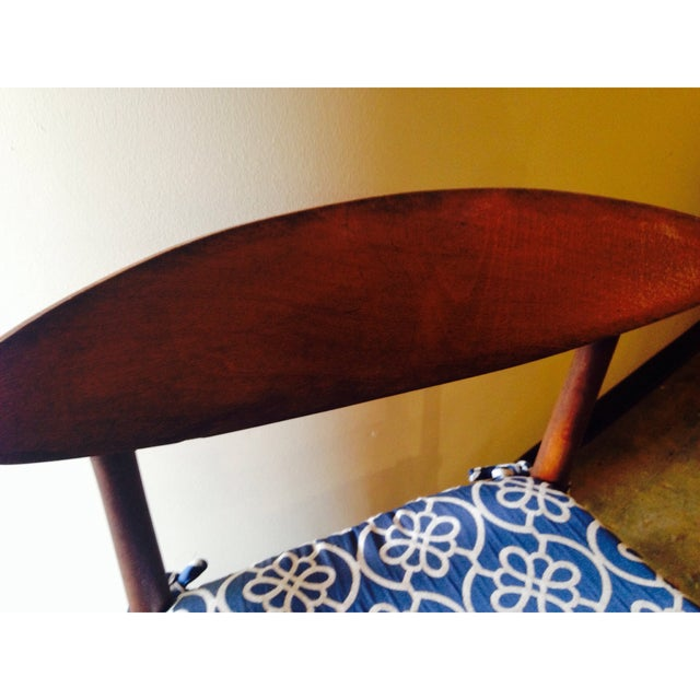 Danish Modern Accent Chair - Signed - Image 3 of 5