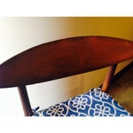 Image of Danish Modern Accent Chair - Signed