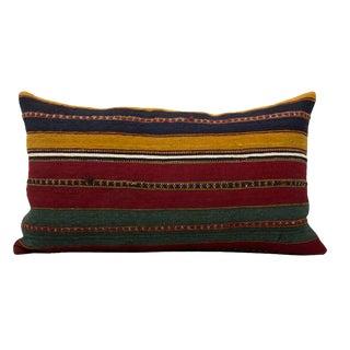C.1930's Vintage Mongolian Accent Pillow