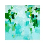 Image of Katherine Jury - Green Botanical II Painting