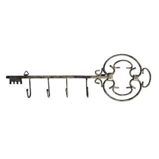 Key-Shaped Key Rack