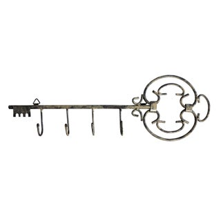 Key-Shaped Key Rack
