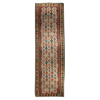 19th Century Saveh Kilim Carpet Runner