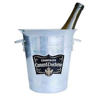 Vintage French Champagne Canard-Duchene Bucket