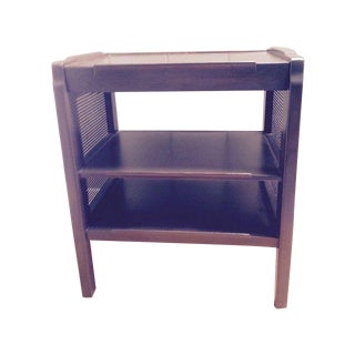 1960's Edward J. Wormley Side Table/Nightstand