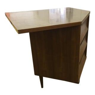 Mid-Century Modern Corner Desk