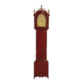 Sligh Simon Willard Roxbury Grandfather Clock