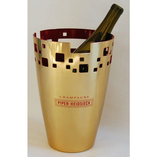 Piper-Heidsieck Champagne French Ice Bucket - Image 6 of 11