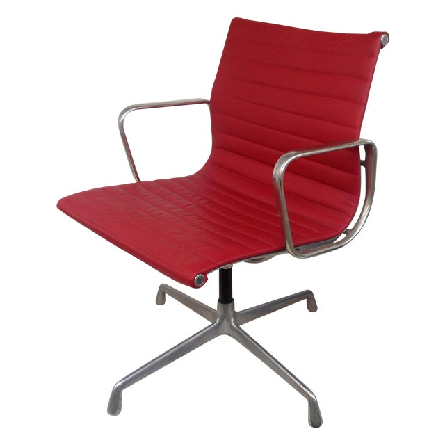 Vintage Herman Miller Eames Swivel Office Chair - Image 1 of 6