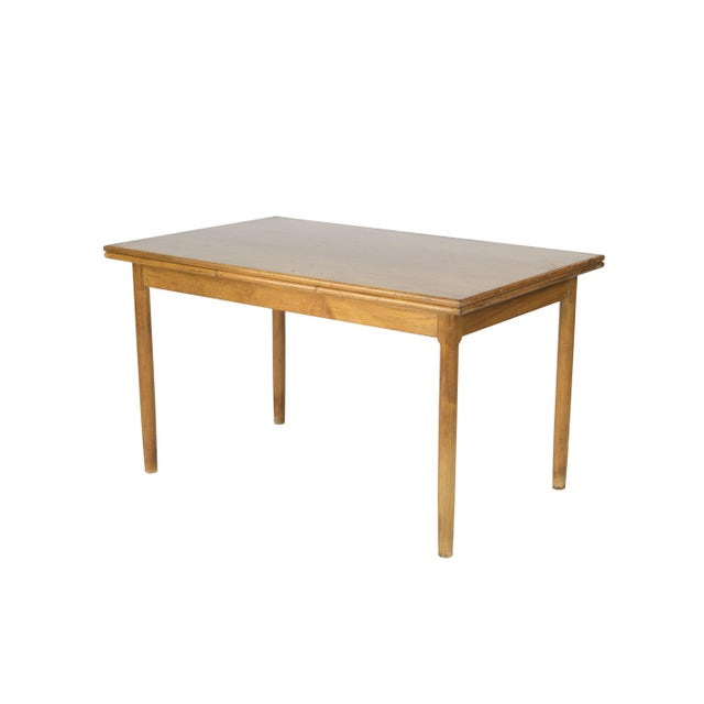 Vintage 1960s Danish Extendable Dining Table - Image 3 of 3