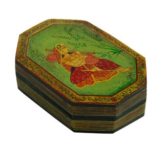 Devak Mughal Painted Box